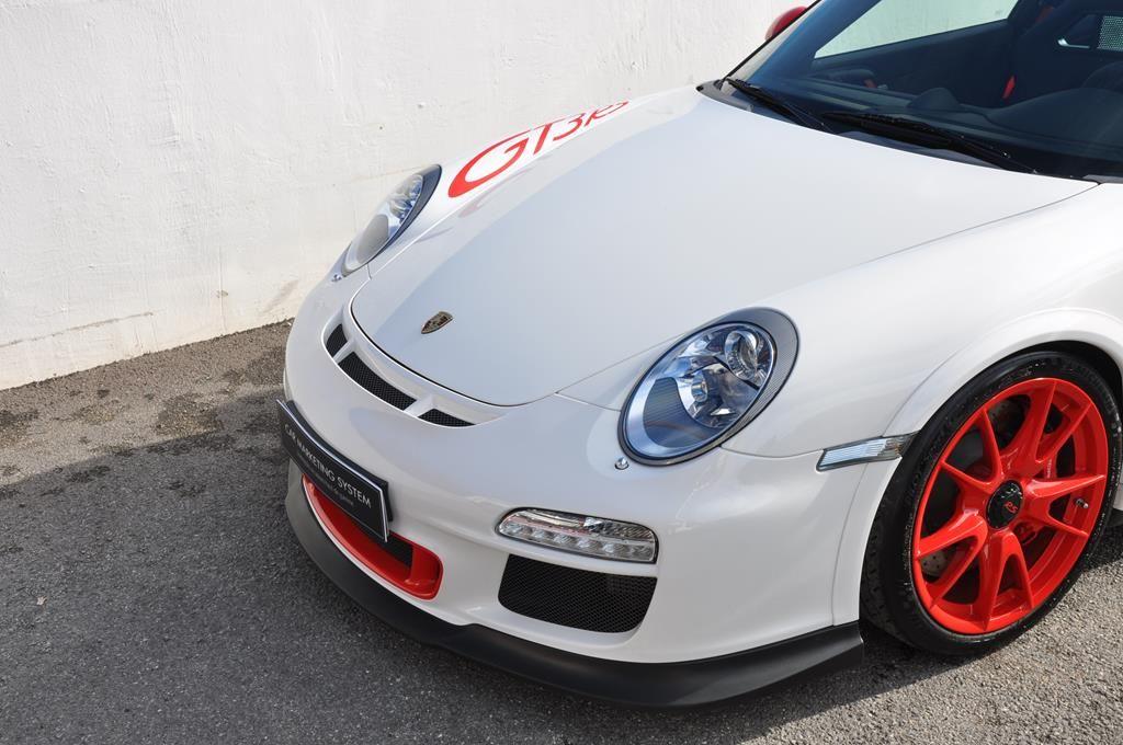 Porsche 911 997 (2) 3.8 GT3 RS Blanc - 11