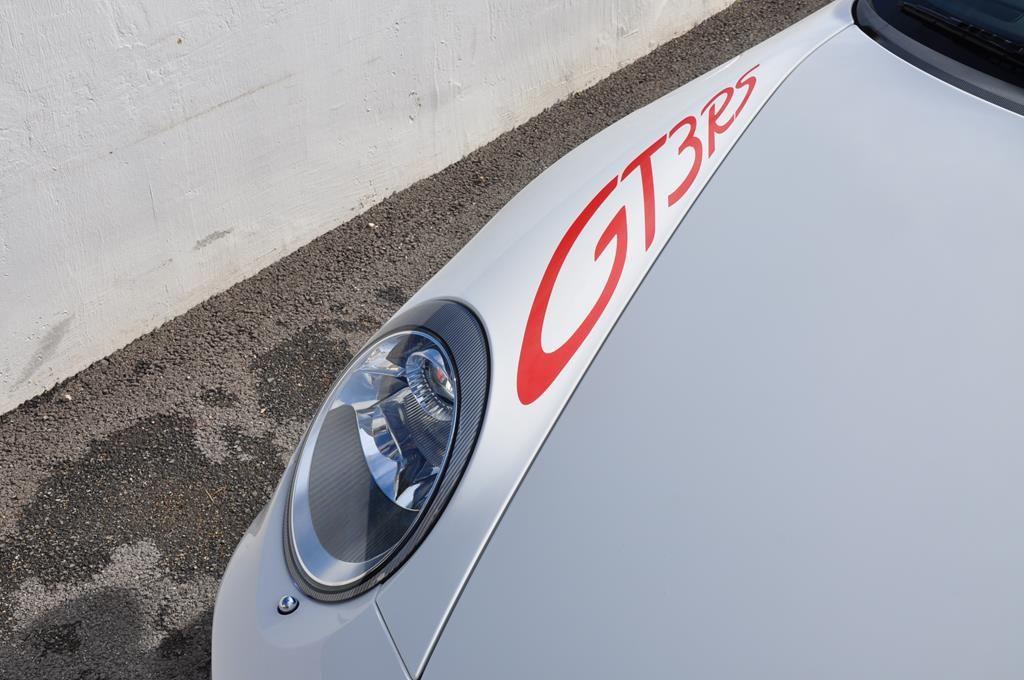 Porsche 911 997 (2) 3.8 GT3 RS Blanc - 12