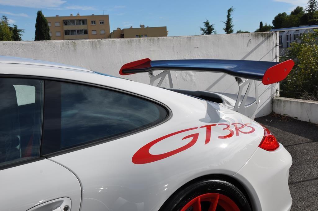 Porsche 911 997 (2) 3.8 GT3 RS Blanc - 13