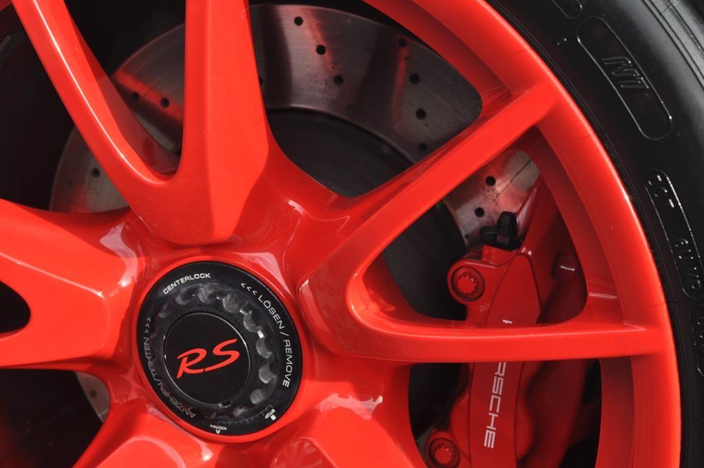 Porsche 911 997 (2) 3.8 GT3 RS Blanc - 18
