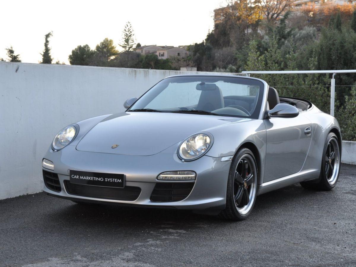 Porsche 911 997 (2) Carrera S PDK Gris Clair - 1