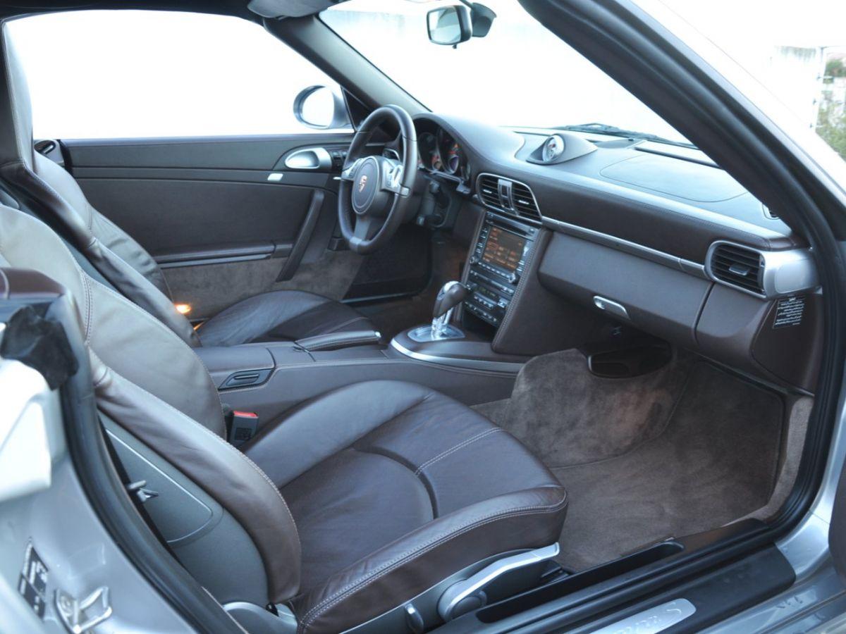 Porsche 911 997 (2) Carrera S PDK Gris Clair - 13