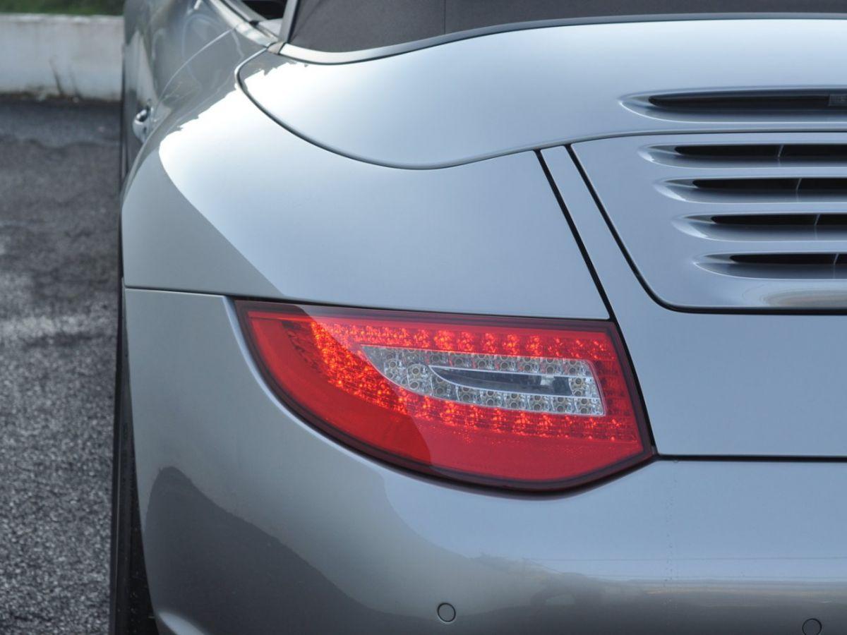 Porsche 911 997 (2) Carrera S PDK Gris Clair - 15