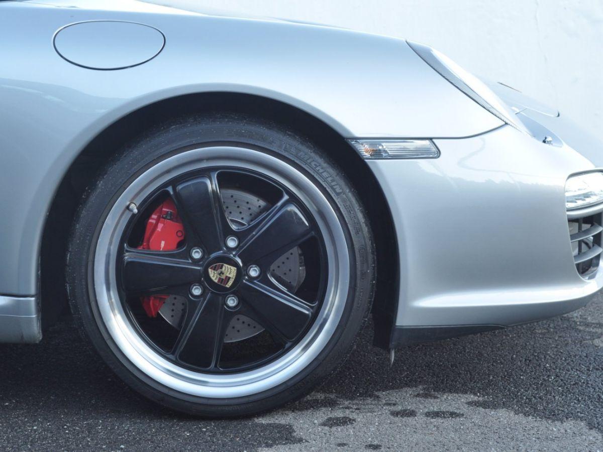Porsche 911 997 (2) Carrera S PDK Gris Clair - 28