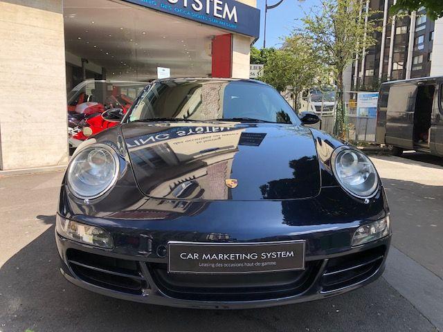 Porsche 911 997 3.6 325 CARRERA 4 Bleu Nuit - 3
