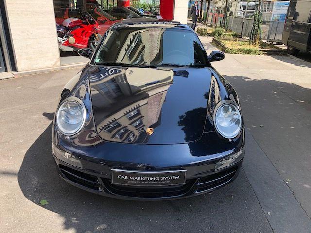 Porsche 911 997 3.6 325 CARRERA 4 Bleu Nuit - 2