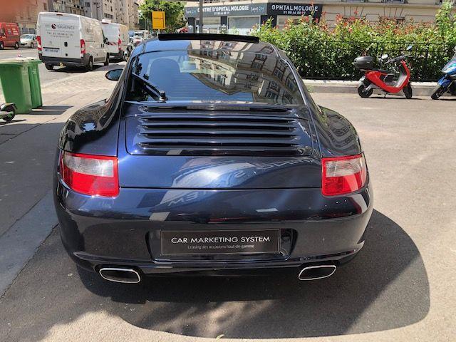 Porsche 911 997 3.6 325 CARRERA 4 Bleu Nuit - 6