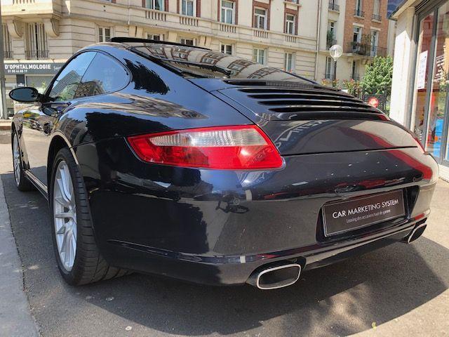 Porsche 911 997 3.6 325 CARRERA 4 Bleu Nuit - 5