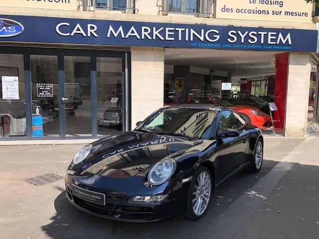 Porsche 911 997 3.6 325 CARRERA 4 Bleu Nuit - 1