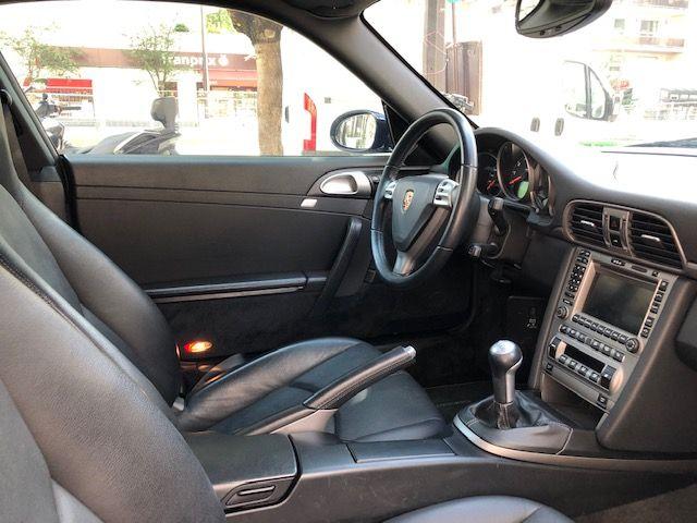 Porsche 911 997 3.6 325 CARRERA 4 Bleu Nuit - 13