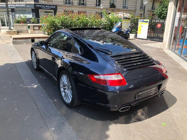 Porsche 911 997 3.6 325 CARRERA 4 Bleu Nuit - 4