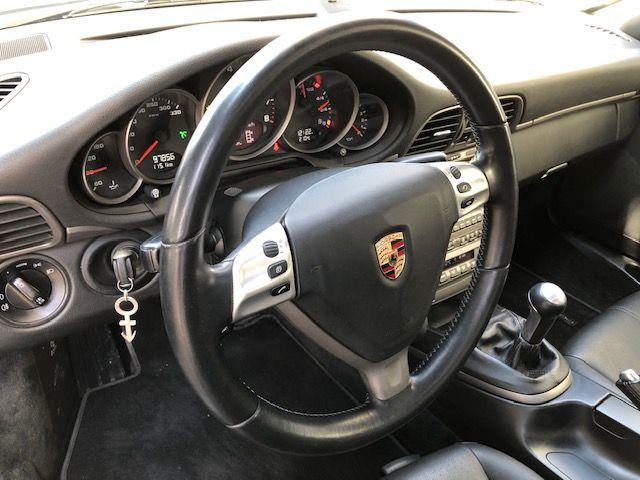 Porsche 911 997 3.6 325 CARRERA 4 Bleu Nuit - 14