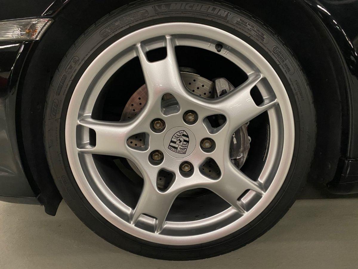 Porsche 911 (997) 3.6 325 CARRERA TIPTRONIC S Noir Métallisé - 16