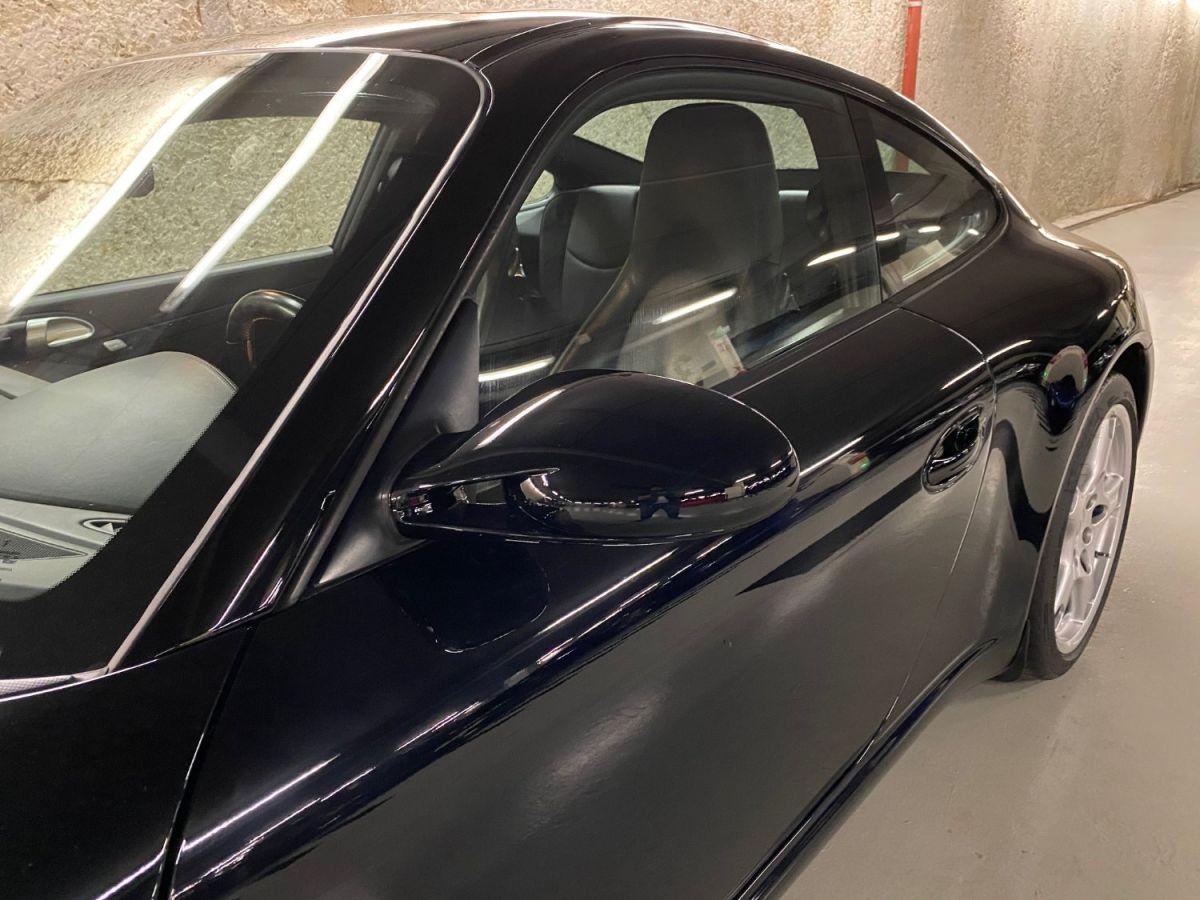 Porsche 911 (997) 3.6 325 CARRERA TIPTRONIC S Noir Métallisé - 7