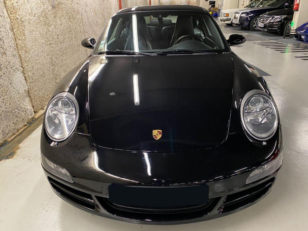 Porsche 911 (997) 3.6 325 CARRERA TIPTRONIC S Noir Métallisé - 3