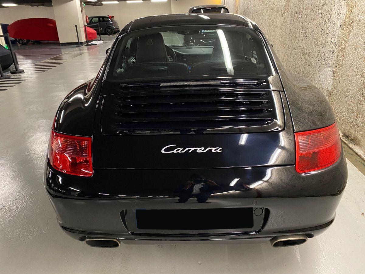 Porsche 911 (997) 3.6 325 CARRERA TIPTRONIC S Noir Métallisé - 10