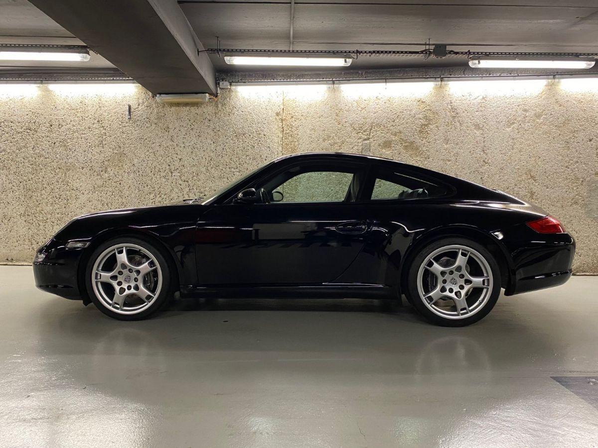 Porsche 911 (997) 3.6 325 CARRERA TIPTRONIC S Noir Métallisé - 9