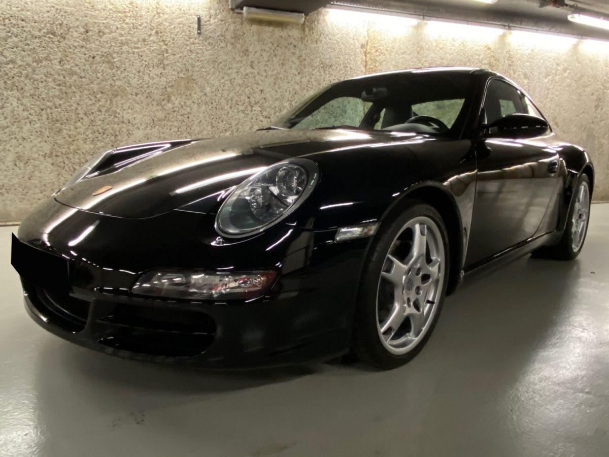 Porsche 911 (997) 3.6 325 CARRERA TIPTRONIC S Noir Métallisé - 2