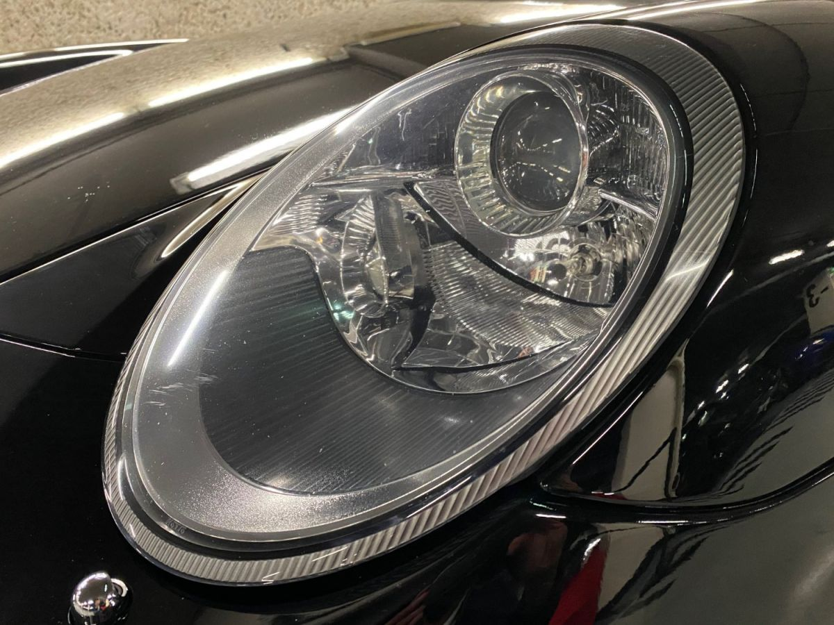 Porsche 911 (997) 3.6 325 CARRERA TIPTRONIC S Noir Métallisé - 5