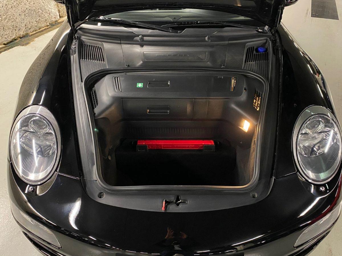 Porsche 911 (997) 3.6 325 CARRERA TIPTRONIC S Noir Métallisé - 6