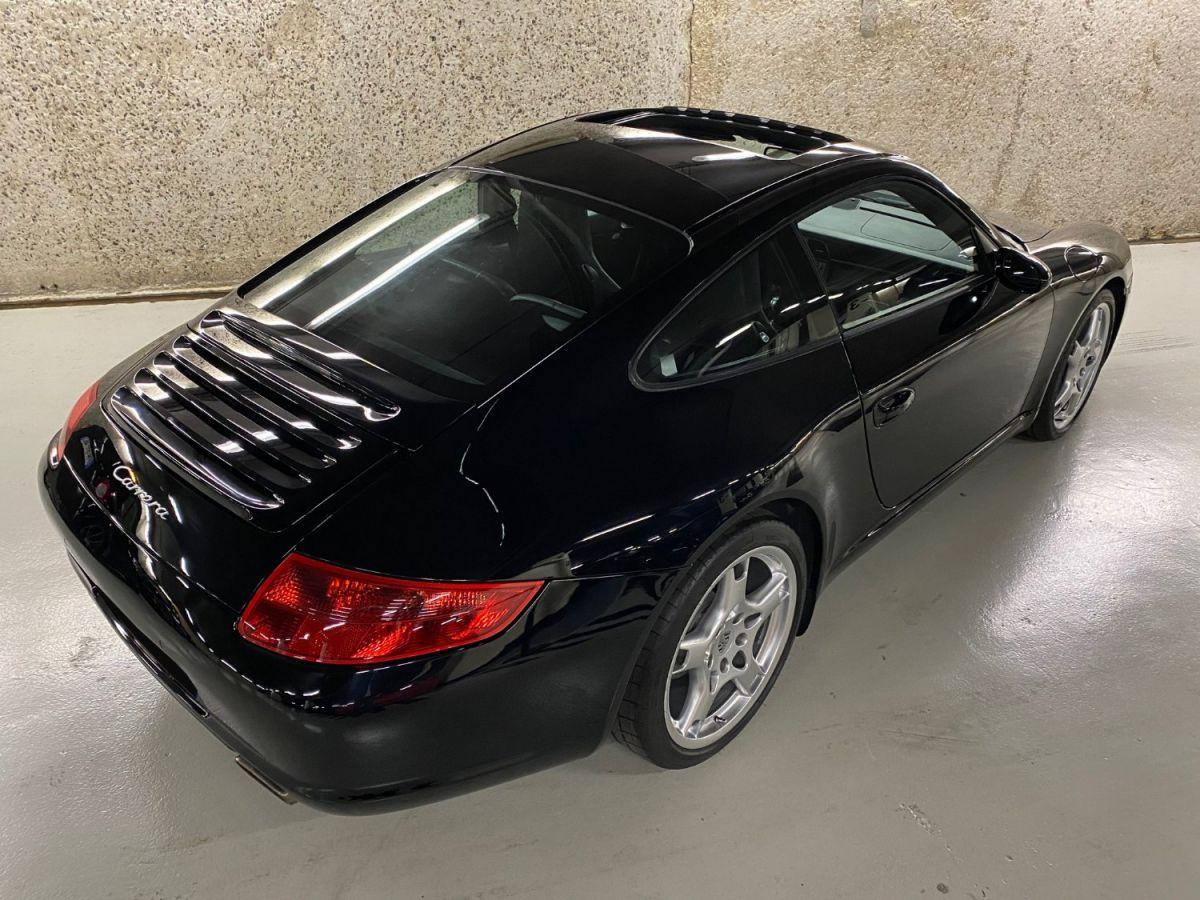 Porsche 911 (997) 3.6 325 CARRERA TIPTRONIC S Noir Métallisé - 14