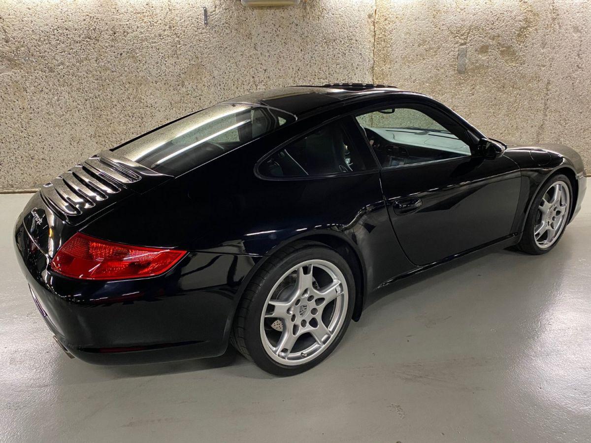Porsche 911 (997) 3.6 325 CARRERA TIPTRONIC S Noir Métallisé - 15