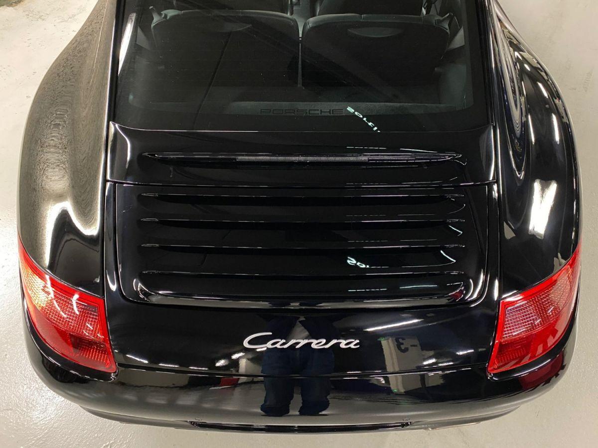 Porsche 911 (997) 3.6 325 CARRERA TIPTRONIC S Noir Métallisé - 11