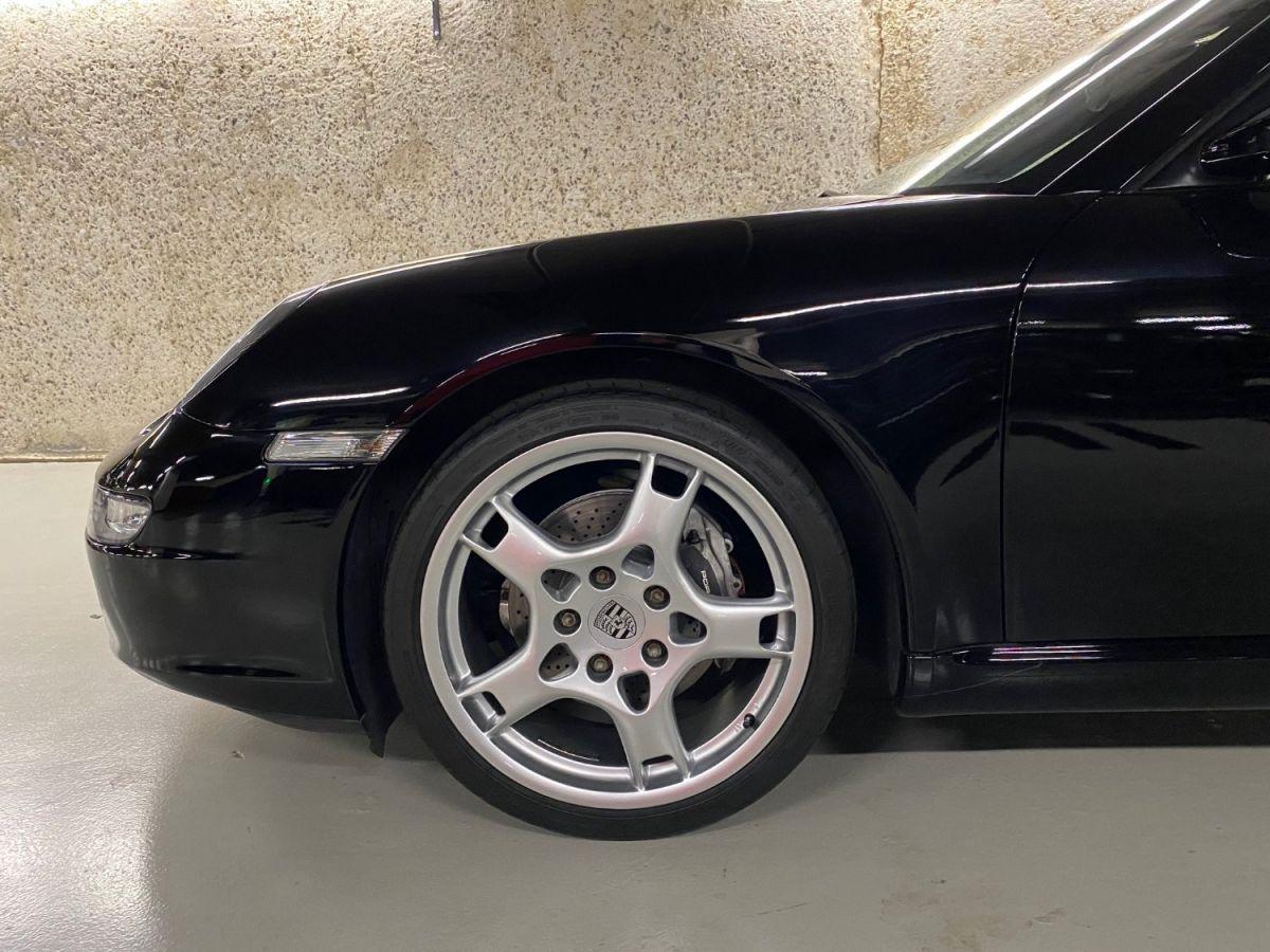 Porsche 911 (997) 3.6 325 CARRERA TIPTRONIC S Noir Métallisé - 8