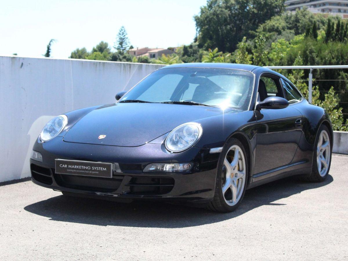 Porsche 911 997 CARRERA 4S 3.8 Noir - 1