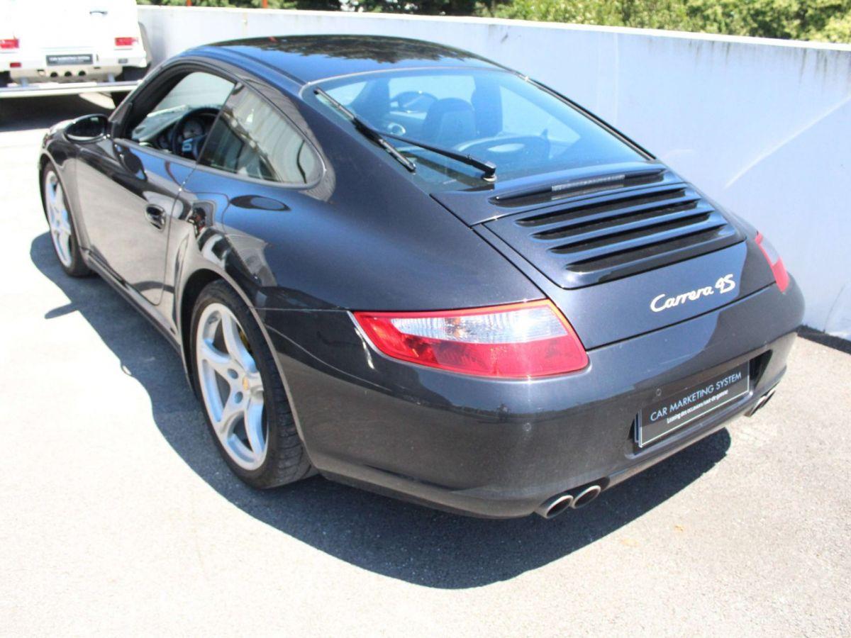 Porsche 911 997 CARRERA 4S 3.8 Noir - 5