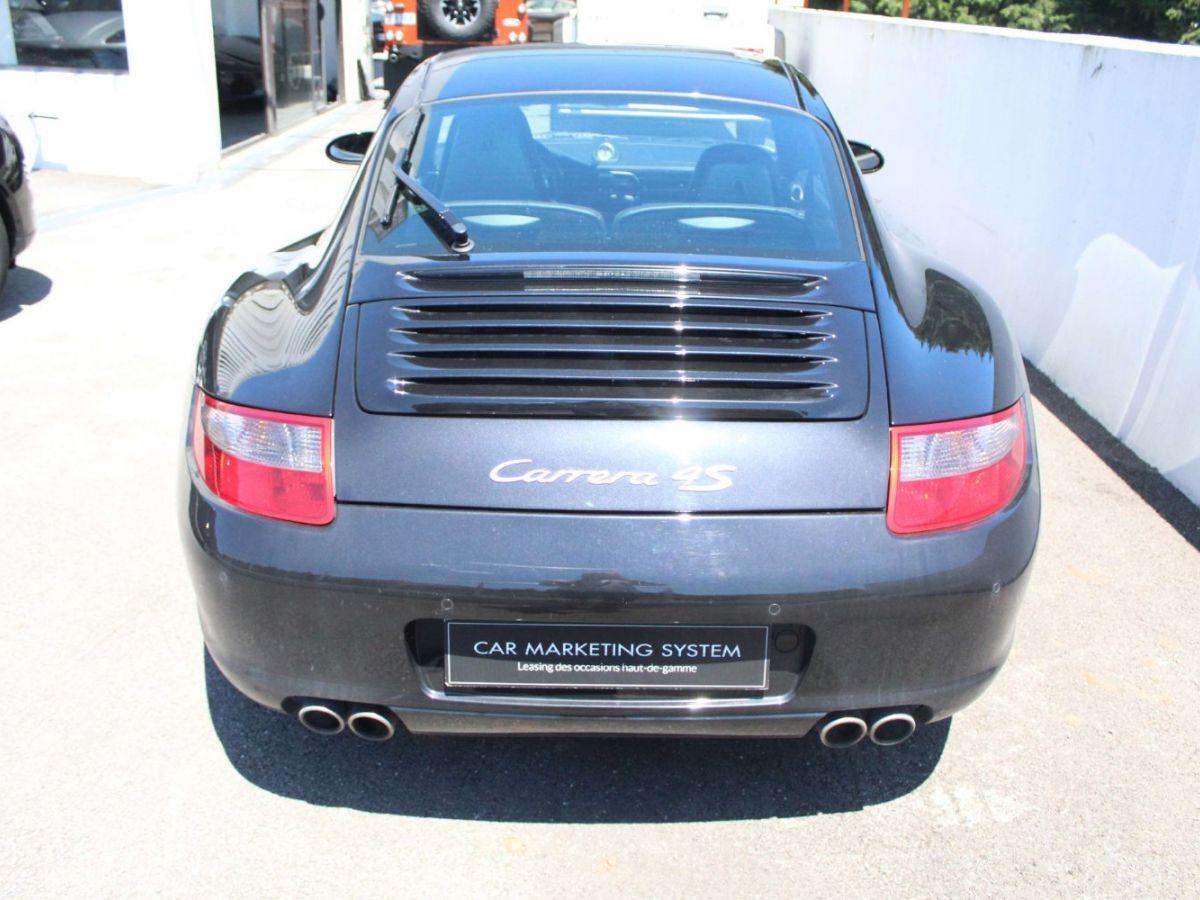 Porsche 911 997 CARRERA 4S 3.8 Noir - 6