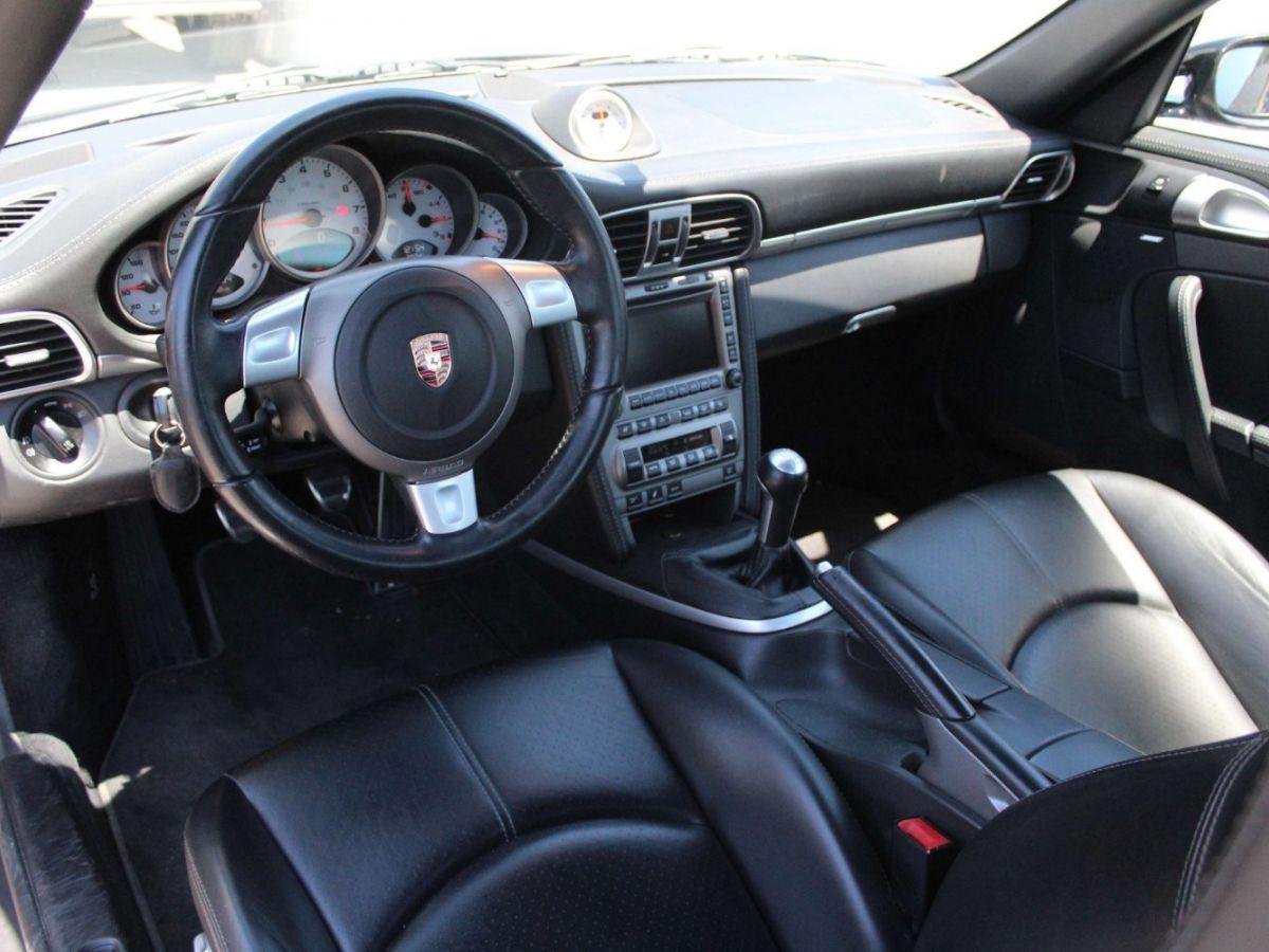 Porsche 911 997 CARRERA 4S 3.8 Noir - 8