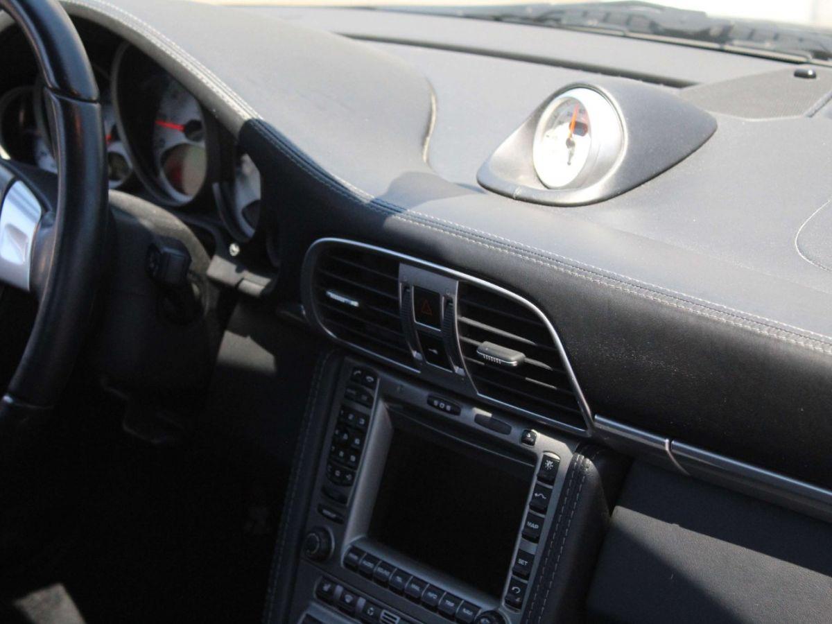 Porsche 911 997 CARRERA 4S 3.8 Noir - 14