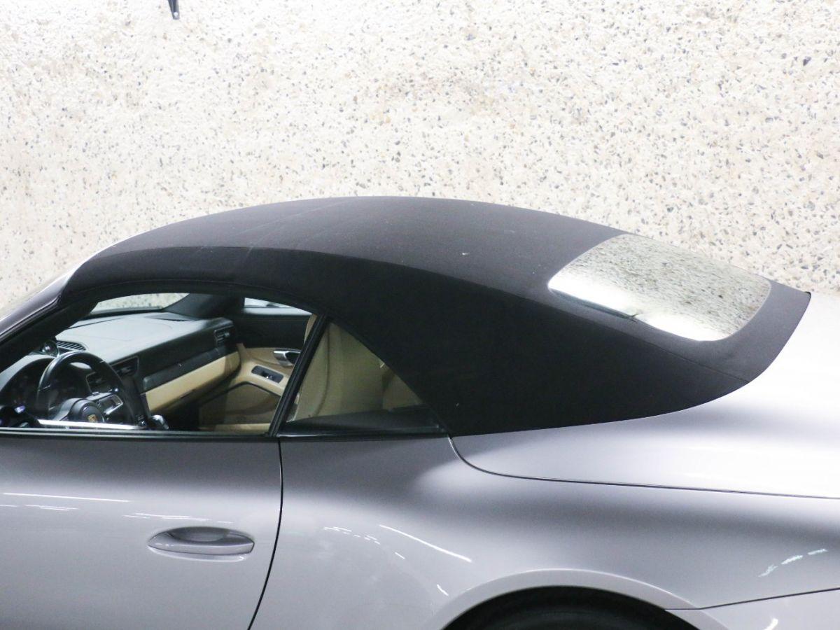 Porsche 911 PORSCHE 911 (991) (2) CABRIOLET 3.0 450 CARRERA GTS PDK Gris Métallisé - 13