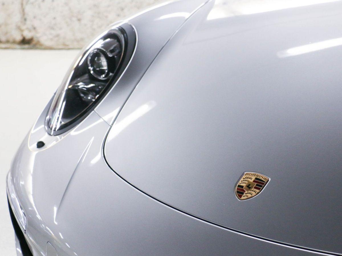 Porsche 911 PORSCHE 911 (991) (2) CABRIOLET 3.0 450 CARRERA GTS PDK Gris Métallisé - 4