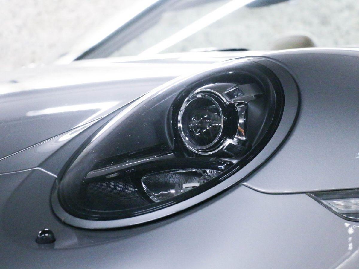 Porsche 911 PORSCHE 911 (991) (2) CABRIOLET 3.0 450 CARRERA GTS PDK Gris Métallisé - 3