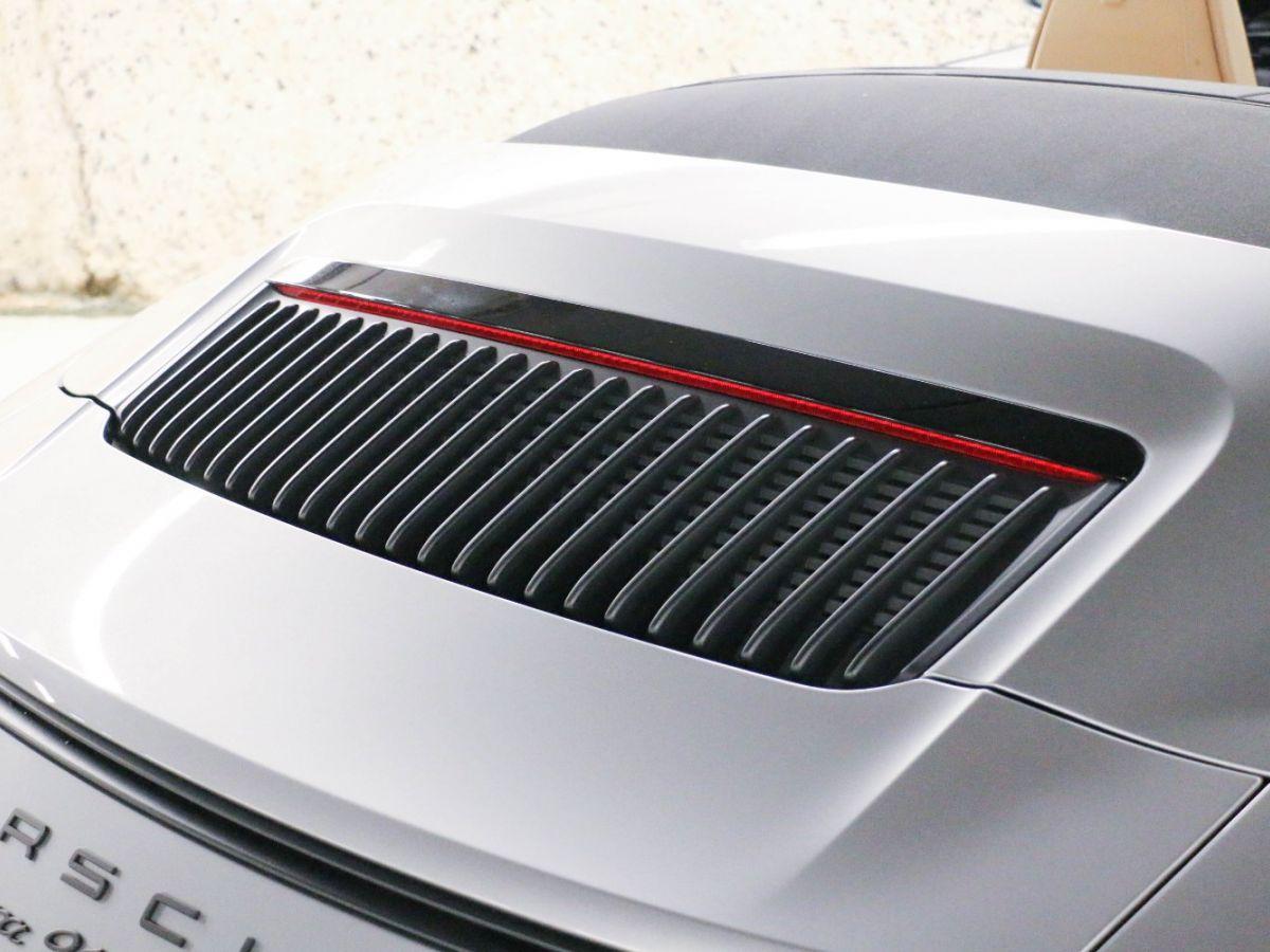 Porsche 911 PORSCHE 911 (991) (2) CABRIOLET 3.0 450 CARRERA GTS PDK Gris Métallisé - 19