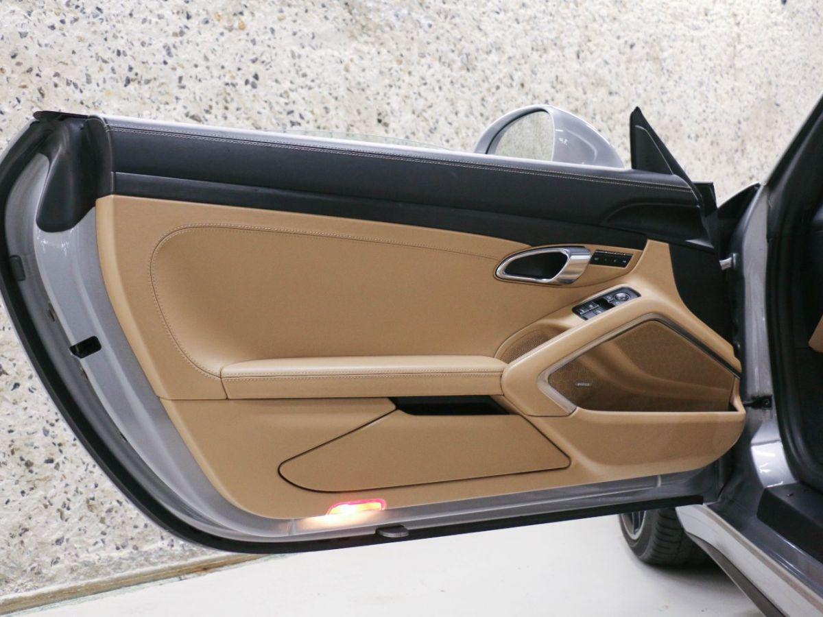 Porsche 911 PORSCHE 911 (991) (2) CABRIOLET 3.0 450 CARRERA GTS PDK Gris Métallisé - 29