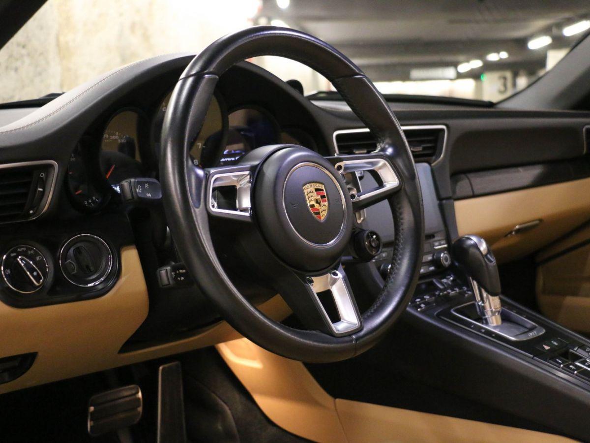 Porsche 911 PORSCHE 911 (991) (2) CABRIOLET 3.0 450 CARRERA GTS PDK Gris Métallisé - 37