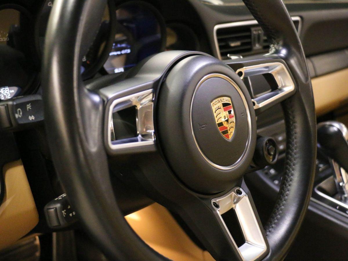 Porsche 911 PORSCHE 911 (991) (2) CABRIOLET 3.0 450 CARRERA GTS PDK Gris Métallisé - 38