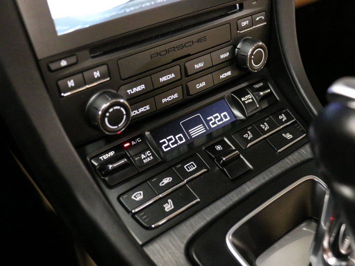 Porsche 911 PORSCHE 911 (991) (2) CABRIOLET 3.0 450 CARRERA GTS PDK Gris Métallisé - 42