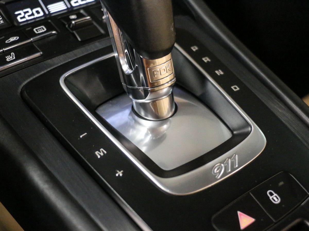 Porsche 911 PORSCHE 911 (991) (2) CABRIOLET 3.0 450 CARRERA GTS PDK Gris Métallisé - 44