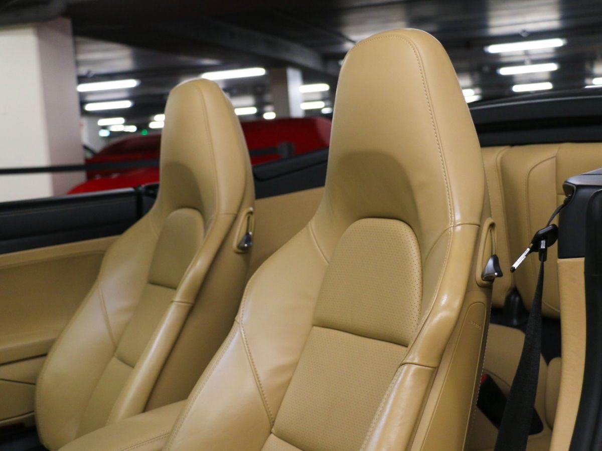 Porsche 911 PORSCHE 911 (991) (2) CABRIOLET 3.0 450 CARRERA GTS PDK Gris Métallisé - 31