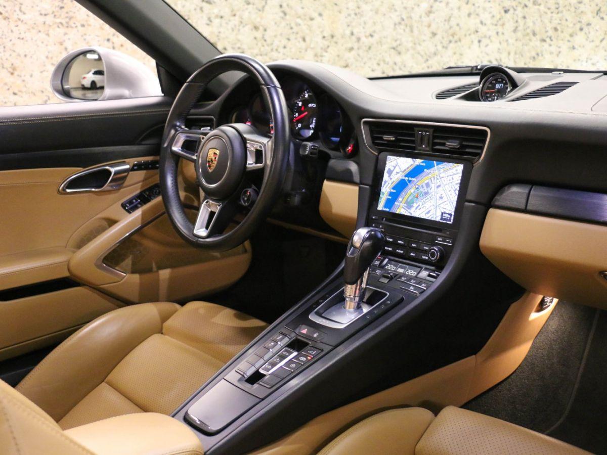 Porsche 911 PORSCHE 911 (991) (2) CABRIOLET 3.0 450 CARRERA GTS PDK Gris Métallisé - 53