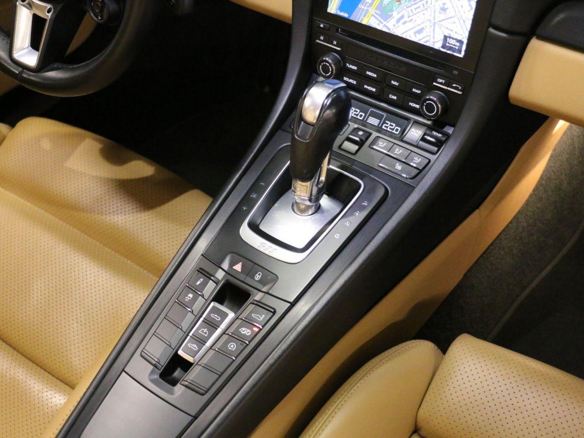Porsche 911 PORSCHE 911 (991) (2) CABRIOLET 3.0 450 CARRERA GTS PDK Gris Métallisé - 54