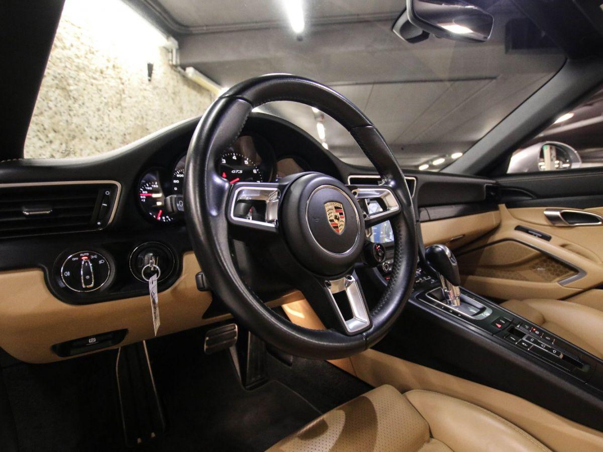 Porsche 911 PORSCHE 911 (991) (2) CABRIOLET 3.0 450 CARRERA GTS PDK Gris Métallisé - 58
