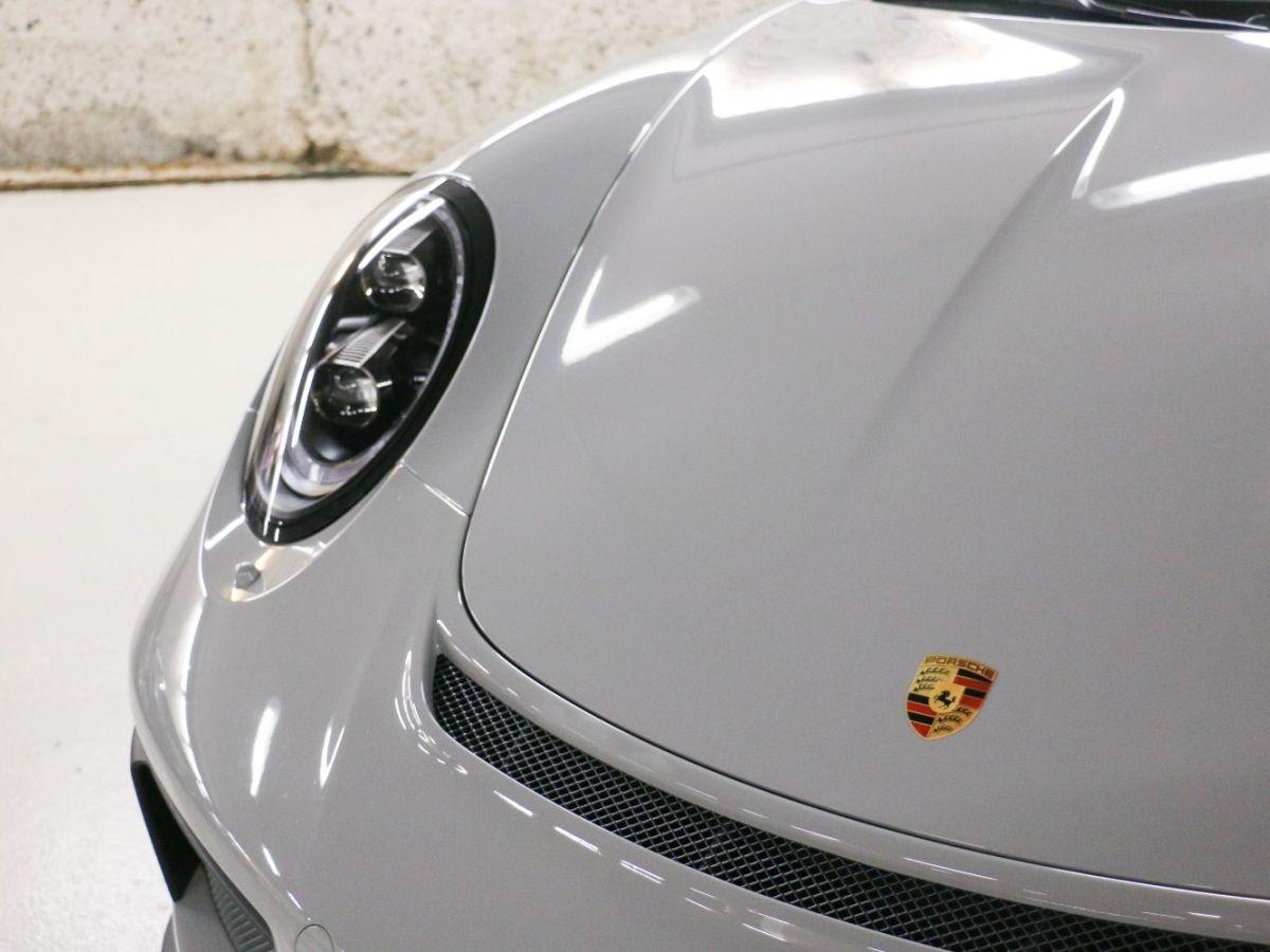 Porsche 911 PORSCHE 911 (991) 4.0 SPEEDSTER Gris Clair - 6