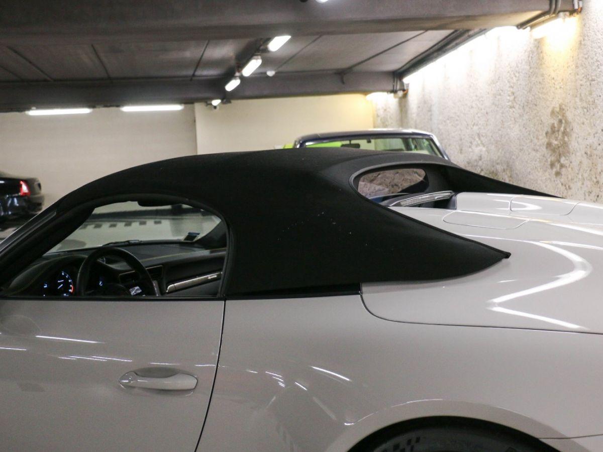Porsche 911 PORSCHE 911 (991) 4.0 SPEEDSTER Gris Clair - 10