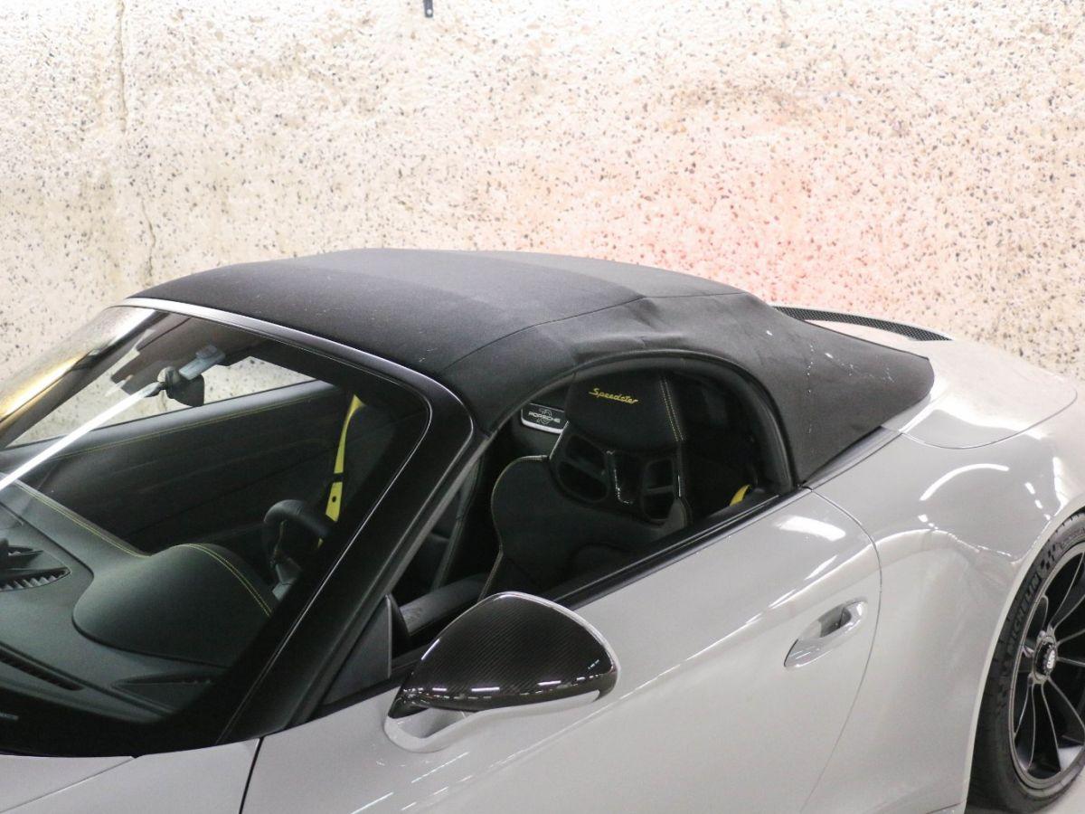 Porsche 911 PORSCHE 911 (991) 4.0 SPEEDSTER Gris Clair - 15