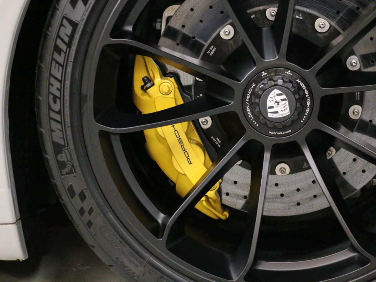 Porsche 911 PORSCHE 911 (991) 4.0 SPEEDSTER Gris Clair - 18